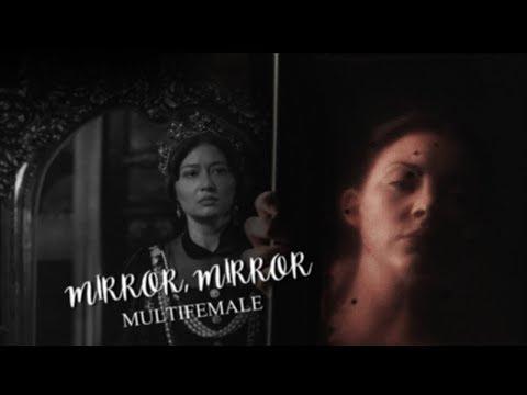 mutifemale   mirror, mirror