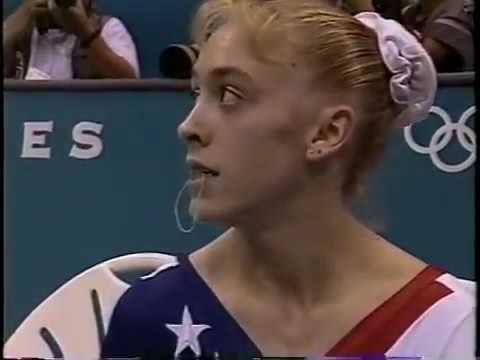 1996 Olympics   Women's Team Final