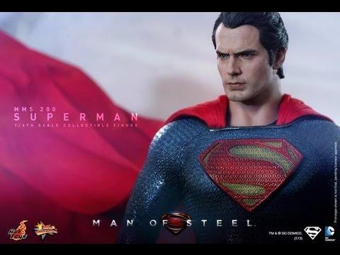 Hot Toys MOS Superman