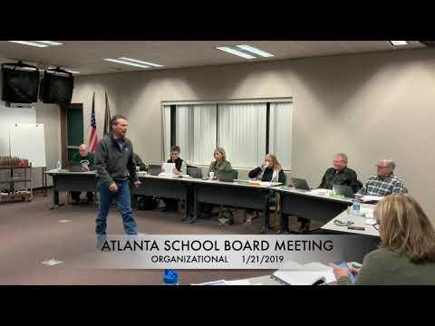 1/21/2019 Atlanta Community Schools - Board of Education