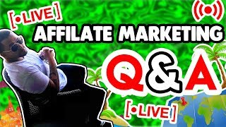 Max Bounty - Affiliate Marketing For Beginners Live Q/A