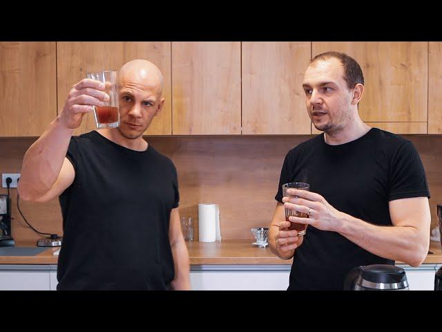 French press - jednoduchá príprava kávy s Peťom Szabóm