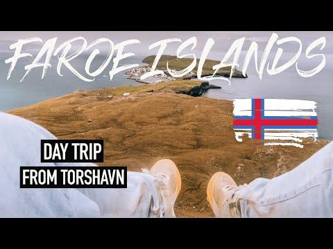 NOLSOY l FAROE ISLANDS 🇫🇴 TORSHAVN DAY TRIP