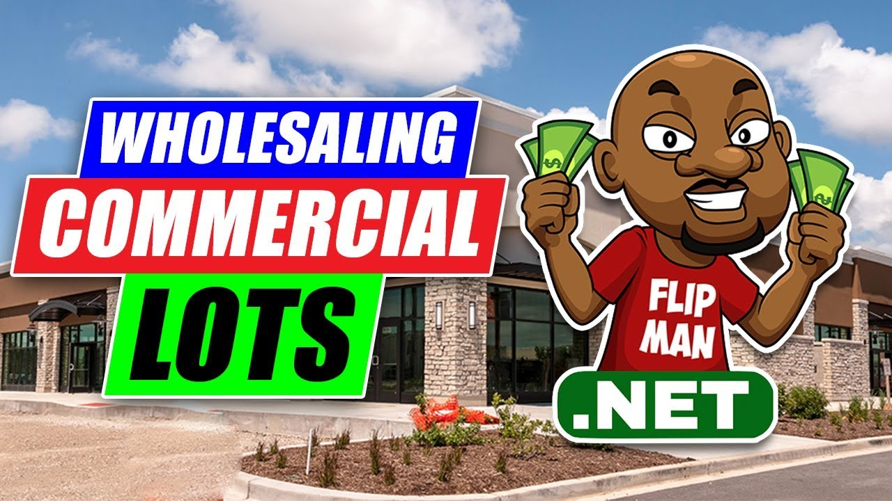 How to wholesale flip commercial lots for quick cash for How to buy a house to flip