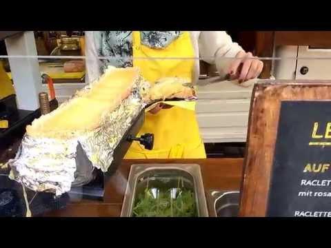 Switzerland cheese street food in Berlin