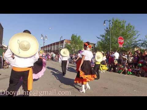 cinco De Mayo 2017 South Omaha Street View Pt 5