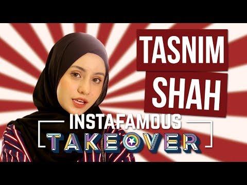 Instafamous Takeover x Tasnim Shah | Belajar Menari Dengan Tasnim Shah
