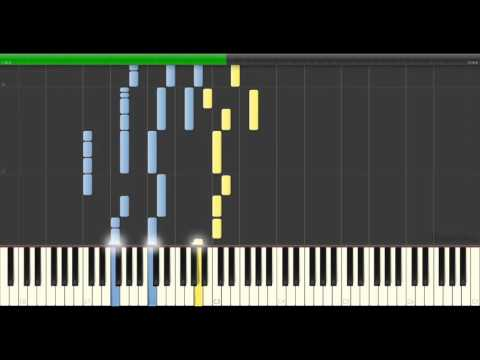 My Name is Lincoln - The Island (Steve Jablonsky) | Synthesia + MIDI