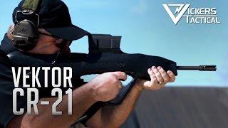 Vektor CR-21 Bullpup Assault Rifle from District 9