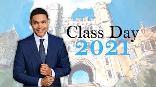 Princeton University 2021 Class Day Ceremony