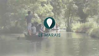 Coulon Petite Cité de Caractère des Deux-Sèvres - le Marais poitevin