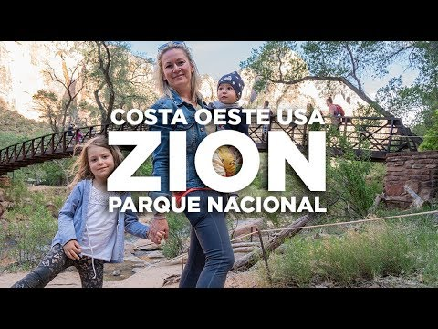 Zion National park. Costa Oeste EEUU Molaviajar