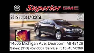 Superior Buick GMC Billy the Kidd Buick LaCrosse $299