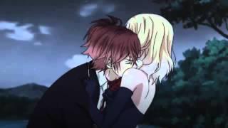 Аято и Юи - Мой вампир...(Небольшое видео про любимую пару из аниме -Diabolik Lovers-., 2014-08-21T12:58:20.000Z)