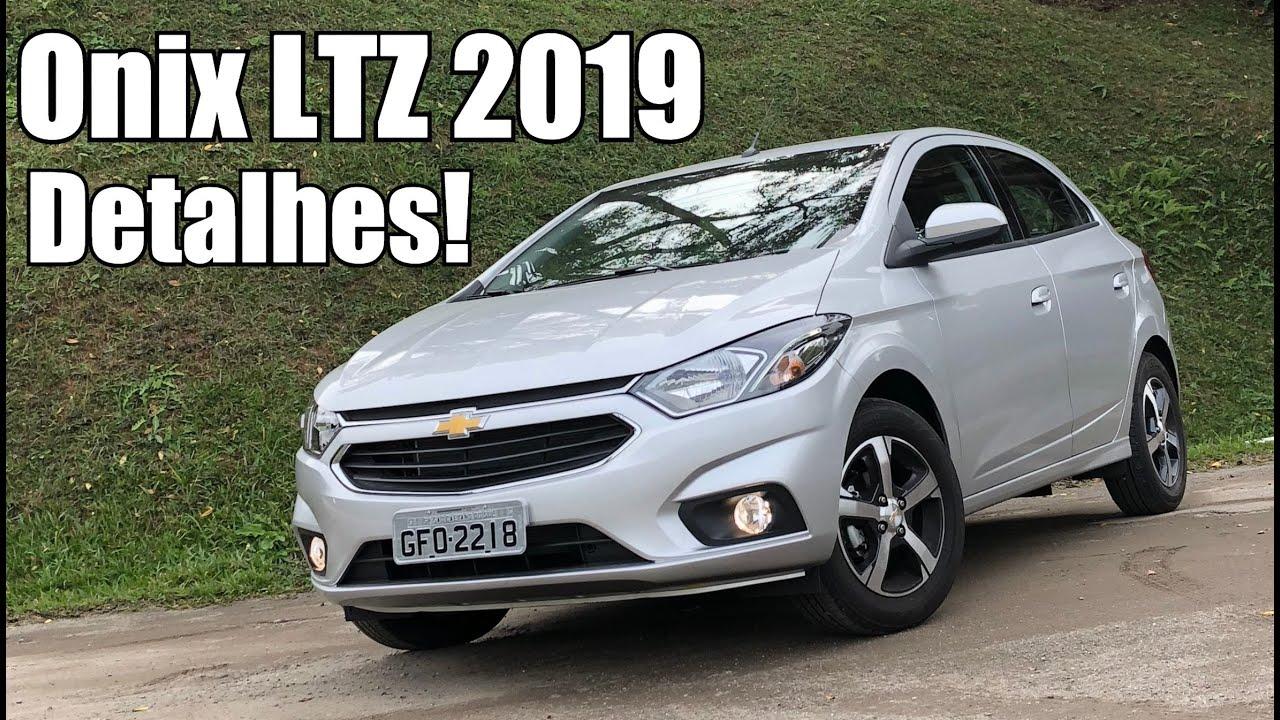 Chevrolet Onix 2019 LTZ em detalhes - Falando de Carro ...