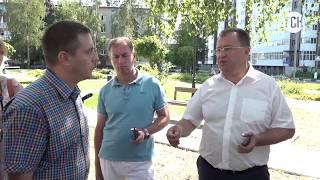 Встреча с дольщиками Старая Купавна, ул. Октябрьская 14А