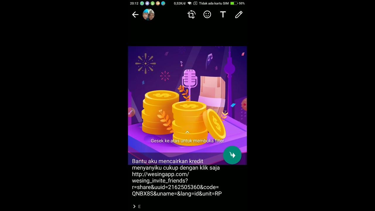 Apk penghasil Pulsa gratis% gampang...... - YouTube