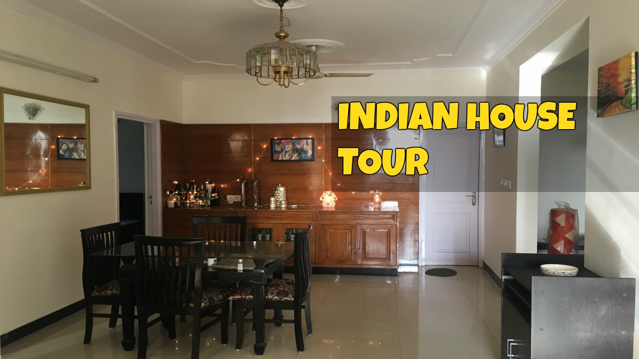 My new house tour - YouTube
