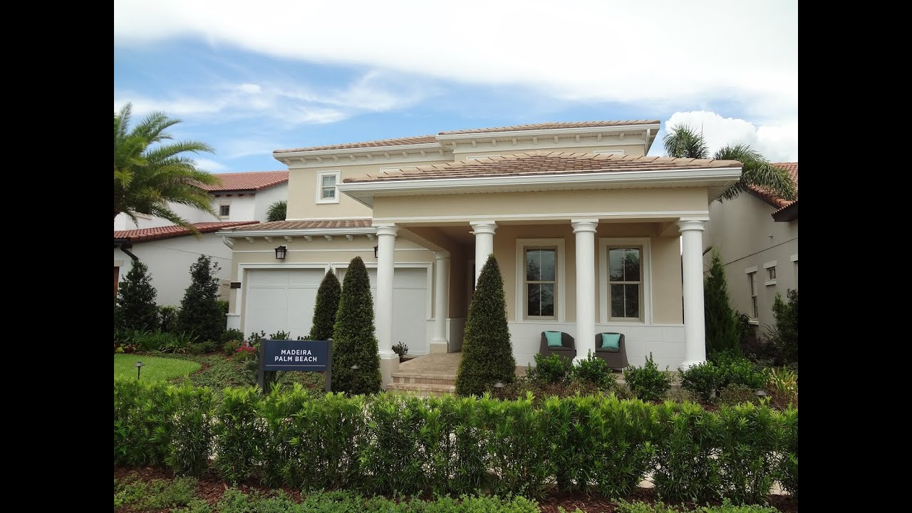 Winter Garden Luxury Homes   Lakeshore By Toll Brothers   Madeira Model