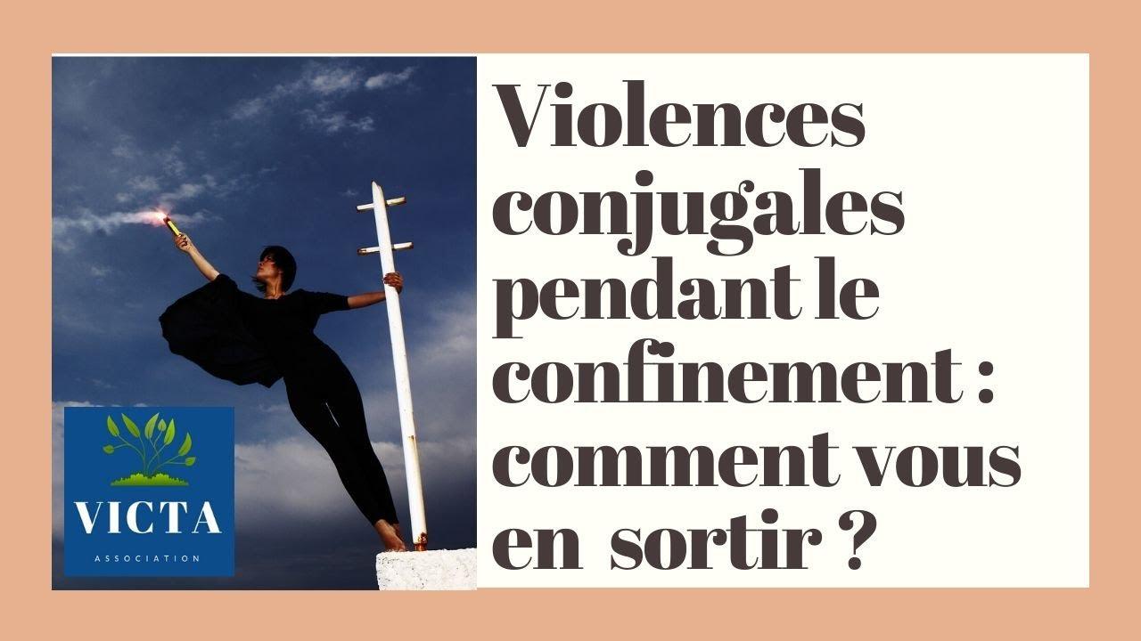 Violences conjugales pendant le confinement : vos droits