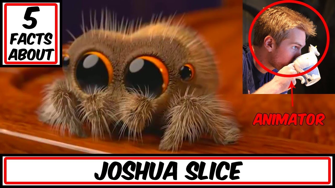 Download 5 Facts About Joshua Slice (Lucas The Spider Animator)