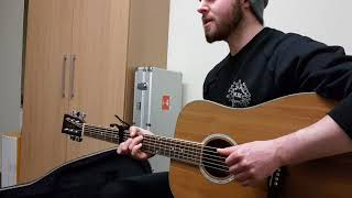Rag 'n' Bone Man - Grace (acoustic cover)