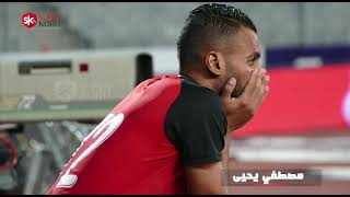 رد فعل حسام عاشور بعد هزيمة الأهلي أمام بيراميدز