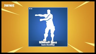 "Fortnite NEW ""WINDMILL FLOSS"" EMOTE! - NEW ""STING"" SKINS SET in the ITEM SHOP! // Playing With SUBS"