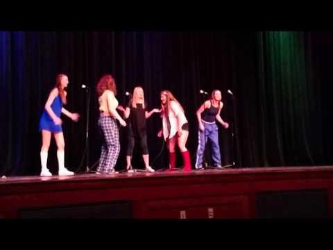 Spice Girls - KD Talent Show