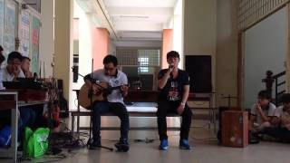 Mad World - Guitar Nhan Van cover