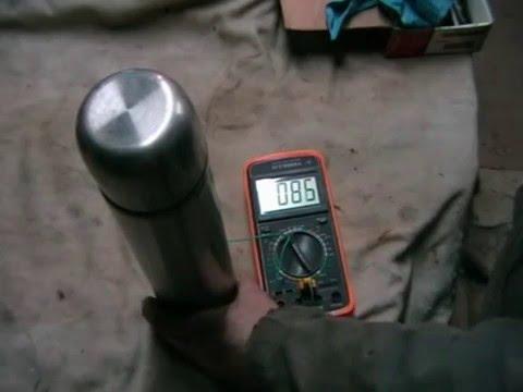 Как восстановить термос из нержавейки