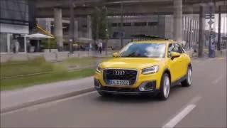 Тест Драйв 2016 Audi Q2 Official Test Drive smotra ауди ку2 smotra