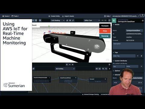 using-aws-iot-for-real---time-machine-monitoring-(amazon-sumerian)