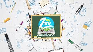 My Zone Online School: Grade 2 & 3 - Week 2 - Lesson 1 (Mathematics)