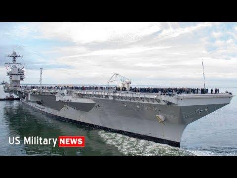 Scary USS Gerald