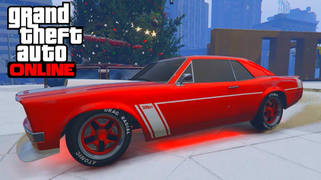 gta 5 online declasse tampa full customization paint