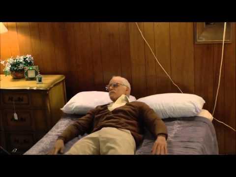 Bad Grandpa - Bed Scene HD