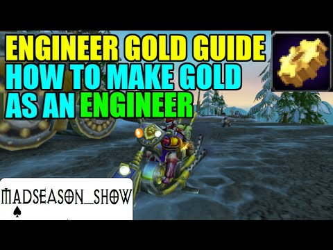 wow engineer gold guide - how to make gold as an engineer - youtube, Wiring schematic