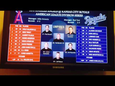 Audio: Royals Manager Ned Yost Before ALDS Game 3 Vs. Angels