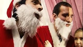 Hırsız Noel Babalar Hüsnü'nün Evinde Çay İçiyor   Full Komedi   Arka Sokaklar