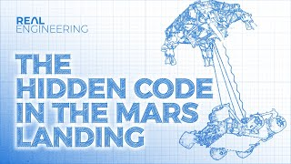 The Hidden Code in the Mars Landing #shorts