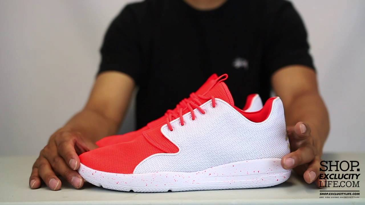 nowy design 2018 buty duża obniżka Jordan Eclipse Infrared 23 Unboxing Video at Exclucity