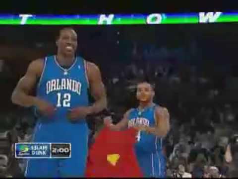 2008 NBA all star weekend dunk contest
