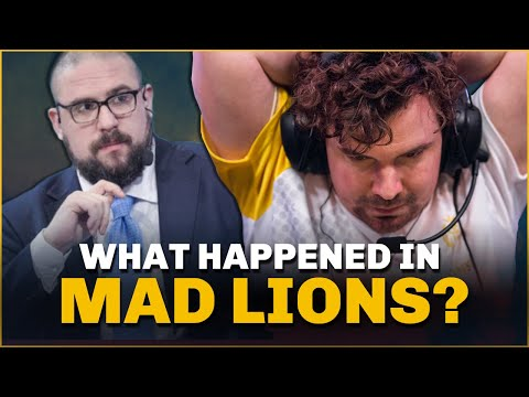 What Happened In Mad Lions!? Hunden On CSGO, IGL's And Coaching | Richard Lewis Interviews Hunden