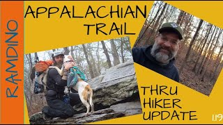 Appalachian Trail Thru Hiker Update  1.19