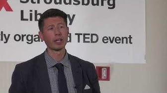 Challenge the Status Quo | Michael Tukeva | TEDxStroudsburgLibrary