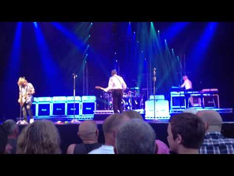 Status Quo Cholmondeley pageant of power 13/06/14