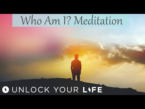 Who Am I? Guided Meditation | Find Your True Self | Embrace Your Uniqueness