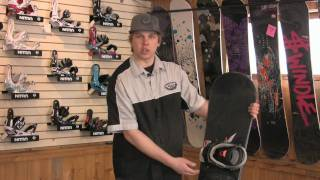 Snowboarding Tips & Equipment : What Is a Snowboard Stomp Pad?
