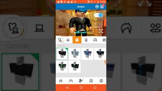 Tutorial How to get free clothes animations and items on Roblox